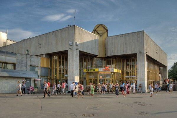 Новостройки у метро «Озерки»