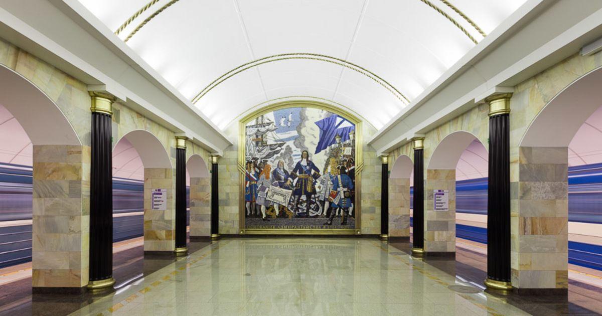 Новостройки у метро Адмиралтейская