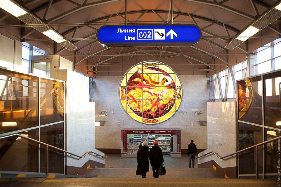 Новостройки у метро «Парнас»