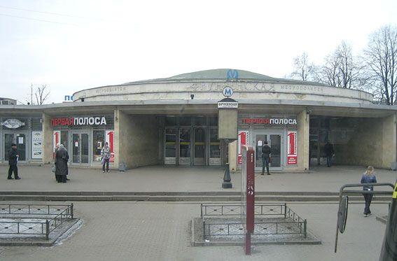 Новостройки у метро «Фрунзенская»