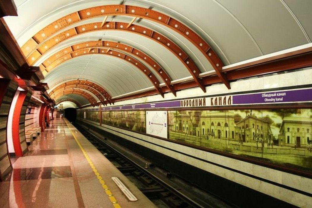 Новостройки у метро «Обводный канал»
